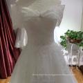 Lace Custom Made Vestido De Novia off Shoulder Zhongshan Bridal Gown