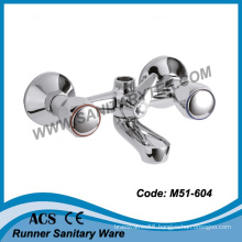 Bathtub Mixer with Diverter and 3/4m Connection (M51-604)