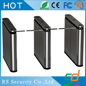 Peralatan Keselamatan Club Drop Arm Barrier Turnstile