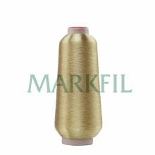 metallic yarn for embroidery machine