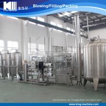 Planta de tratamiento de agua de buen rendimiento