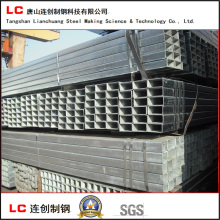 Hot Dipped Galvanized Square Steel Tube for Construction