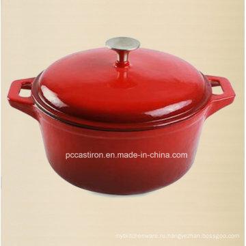 Китай Эмаль Чугунный горшок для кастрюли 3.5L