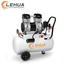 1.1kw 1.5hp 30l 69.7mm zylinder mini dental luftkompressor