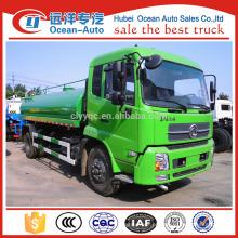 Dongfeng 12 metros cúbicos caminhão da água à venda