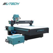 3 eixos cnc máquina de gravura em metal para madeira compensada