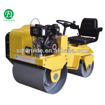 Machines de construction de routes - Mini compacteur de route vibrant (FYL-850)