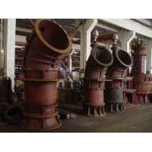 Axial Mixed Flow Pump Propeller Pump