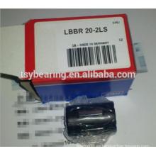 Rodamiento lineal de bolas LBBR 25-2LS