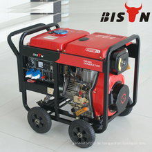 BISON CHINA TaiZhou HONDA Gute Preis Diesel Engine Driven Welding Generator