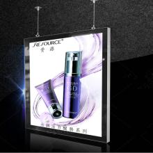 Innenraum LED Slim Panel Licht Werbebox