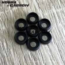Arandela plana de nylon de excelente resistencia mecánica