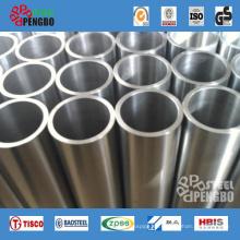 Proveedor de China 317L Tubería de acero inoxidable