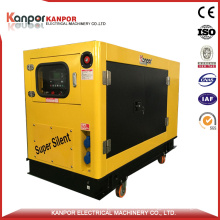 Monophase (220V) New Product 8kw-18kw Quanchai Diesel Silent Electric Generator