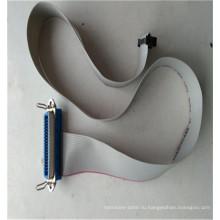 БДС серый плоский кабель 9-контактный кабель dB