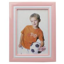 Com molduras para fotos 13x18cm Frame interno branco rosa