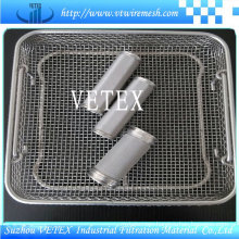 Stainless Steel Mesh Basket / Storage Basket