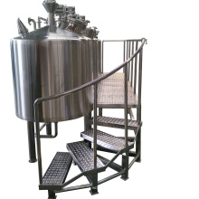 8% discount pub hotel bar restaurant 5HL 5hl beer production line for brewing