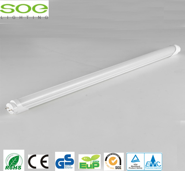 Prix ​​usine 2ft 4ft 5ft Integrated Led Tube