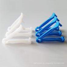 CE ISO aprovado 5.5cm clamp umbilical descartável com grande preço