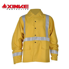 fr anti static security guard dress for man
