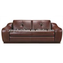 Italian style leather living room sofa XYN949