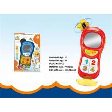 Brinquedo do bebê brinquedo musical do telefone celular (h9327010)