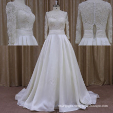 2016 Satin Alternative Wedding Dresses