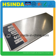 Höhere Leistung RAL 9007 Aluminium Grau Metallic Pulverbeschichtung