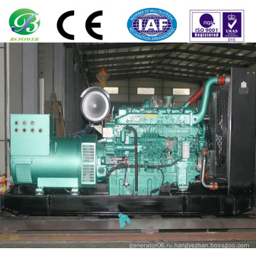 Электрический дизельный генератор мощностью 270 кВт с двигателем Yuchai