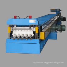Composite Steel Floor Deck Production Line/Steel structural floor forming machine rolling making line