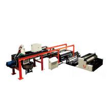 Автоматическая машина для ламинирования нетканых материалов
