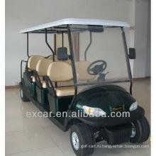 Excar 8 мест цены электрический гольф-кары, недорогой экскурсионный автобус для продажи