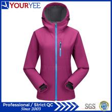 High Quality Womens Softshell Jacket Fashionable Outerwear (YRK114)