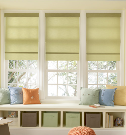 sun blocking Roller shades