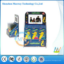 acrylic stand with 7 inch lcd screen