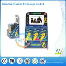 caixa de acrílico display com tela de lcd de 7 polegadas