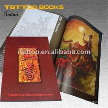 Beaucoup de sortes tatouage flash livre