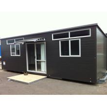 Pequeña casa prefabricada exportada a Nueva Zelanda