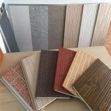 Matériaux de construction extérieurs composites en aluminium