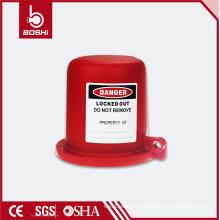 OSHA-konforme Standards !! Boshi Sicherheitsverriegelung für Steckerverschluss BD-F44, Geeignet für Ventildurchmesser von 55mm bis 63.5mm