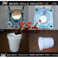 Novo molde de balde de injeção de plástico personalizado