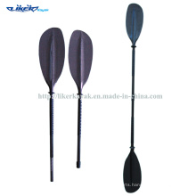 Full Carbon Two Piece Whitewater Paddle