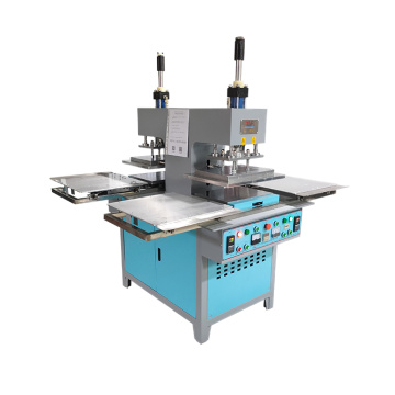 high frequency pattern debossing equipment embosser facility