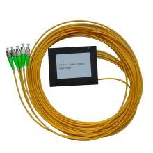 Piogoods hohe qualität niedriger preis 1: 4 optical fiber PLC Splitter für huawei cisco kommunikation