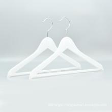 hot sale cheap transparent hanger plastic for clothes