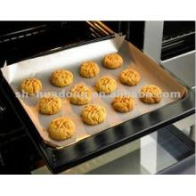 Sans huile, antiadhésif PTFE feuille de cuisson