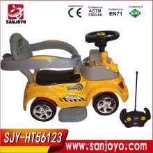 Baby Outdoor Ride On Cars children Plastic SLIDING CAR with music Outdoor Toys Car HT-56123