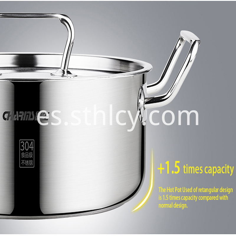 Insulated Leakproof Soup Pot