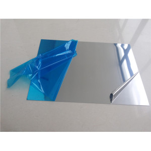 laminated mirror sheet metal 4x8 aluminum plates